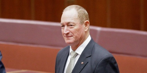 Far-right Australian politician Fraser Anning voted out of office
