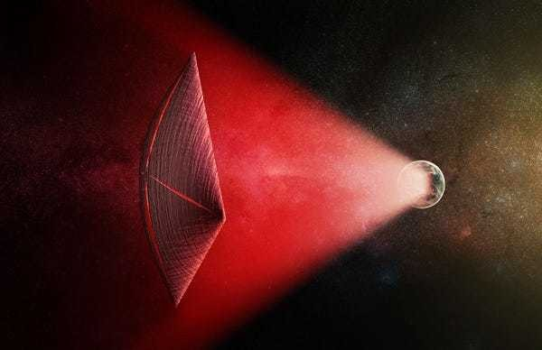 Alien spacecraft propulsion may be the source of fast radio bursts - Business Insider
