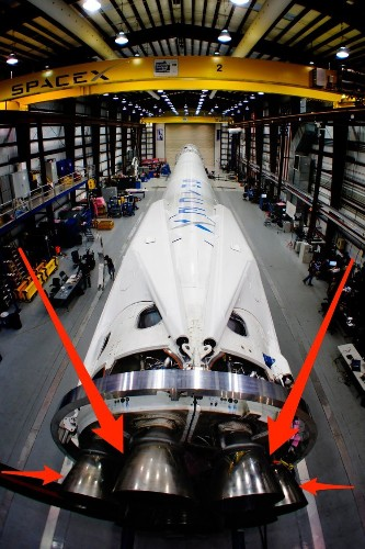 SpaceX will launch its most powerful rocket for the first time this Sunday
