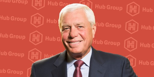 Hub Group CEO talks about trucking recession, Uber Freight threat