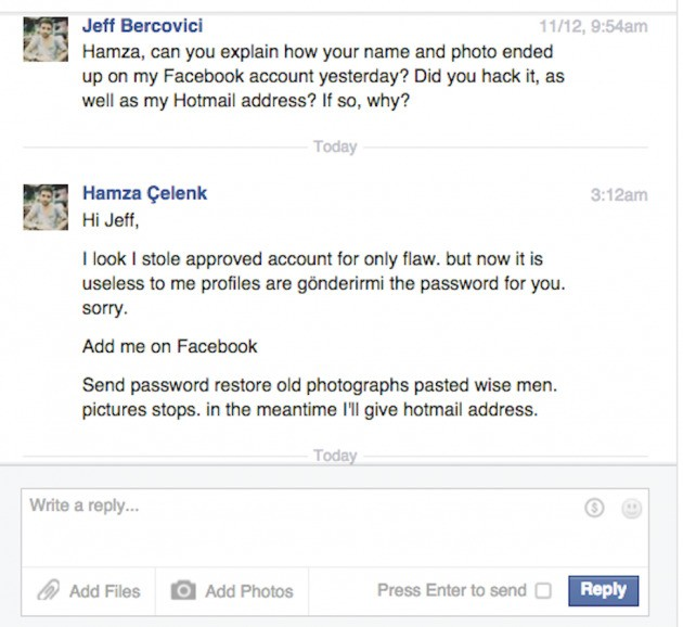 What I learned when a hacker stole my identity and took over my Facebook account