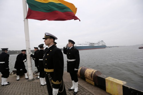 Lithuania's Military Is On Alert After Russian Activities In A Baltic Sea Exclave