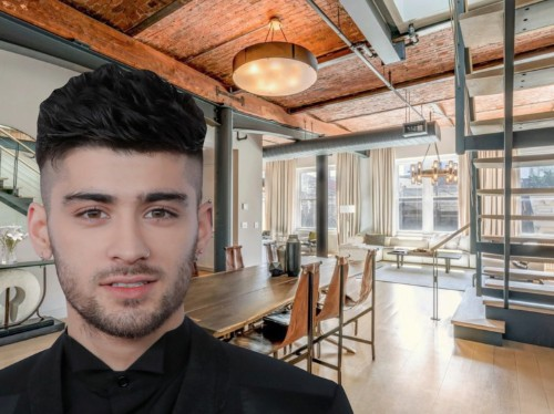Zayn Malik's NYC penthouse hits the market for $10.8 million