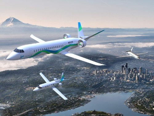 6 ways the future of flying will be amazing