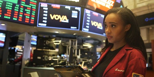 Meet the 24-year-old who's the youngest female broker in the New York Stock Exchange