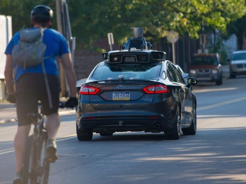 Self-driving cars could spark a cycling revolution