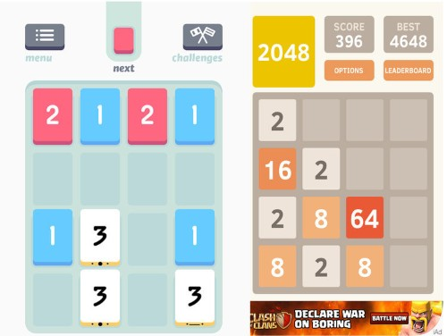 Everyone Is Talking About Red-Hot iPhone Game 2048, But The Original Game It Copied Is Much Better