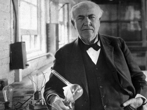 Thomas Edison's Reaction To His Factory Burning Down Shows Why He Was So Successful