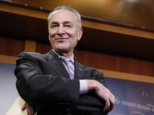 How Chuck Schumer rose to the top of the US Senate