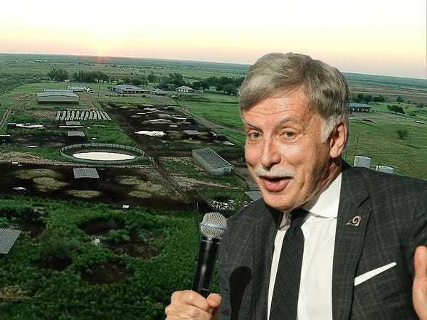 Stan Kroenke buys Waggoner Ranch, listed at $725 million - Business Insider