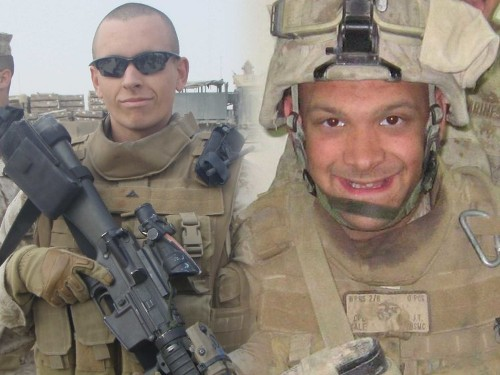 There's A Medal Of Honor Petition For Two Marines Who Stayed In Place When A Truck Bomb Barreled Toward Them