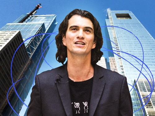 Adam Neumann once said his family will control WeWork in 300 years - Business Insider