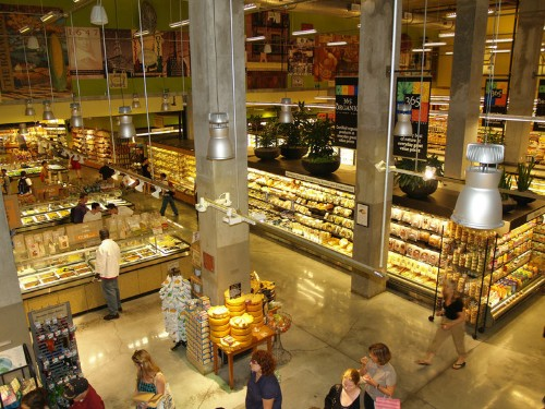 Whole Foods Is Competing With Traditional Stores Like Never Before