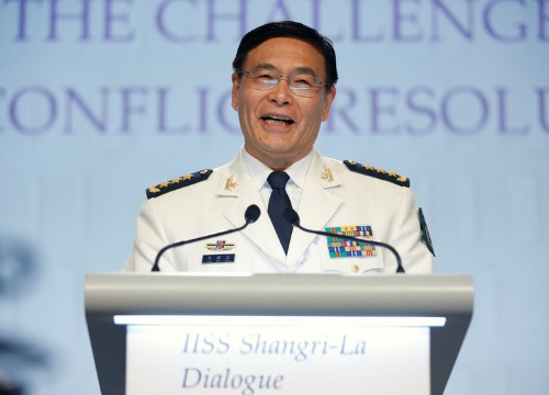 CHINA: Freedom of navigation patrols in the South China Sea could end 'in disaster'