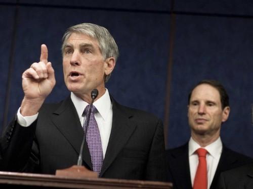 Two Senators Lay Smackdown On Purported Effectiveness Of NSA Domestic Spying Programs