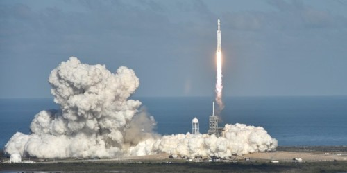 SpaceX contractor forged inspection reports for Falcon parts: DOJ