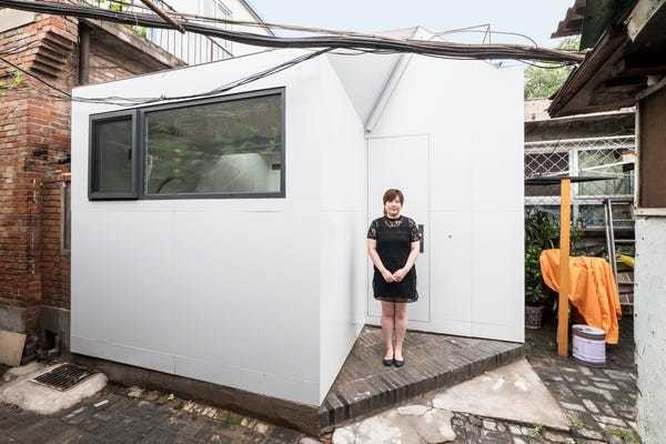 This $10,000 tiny home can be built with a single tool in less than a day - Business Insider