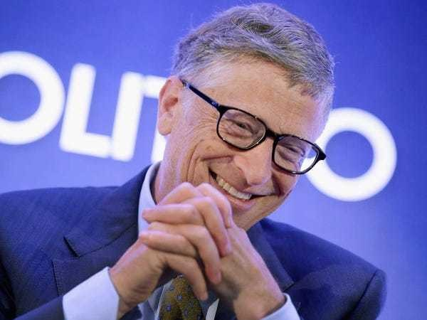 Bill Gates explains how he defines success — and it has nothing to do with money or power - Business Insider