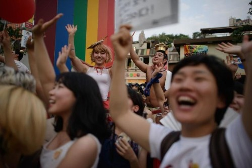 South Korea court rules in favor of gay pride parade
