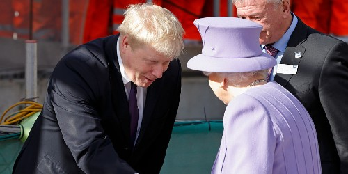 Queen's Speech: Boris Johnson's relations with Palace hits rock bottom - Business Insider