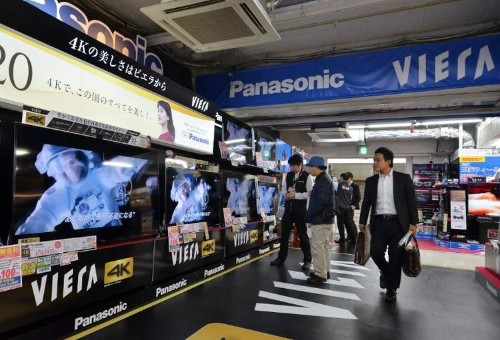 Panasonic closes TV plant in China, to sell Mexican factory: report
