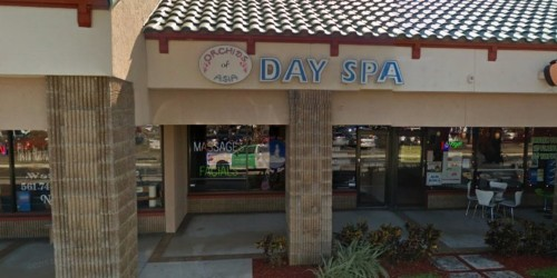 Here are the major executives who were caught in Florida's massage parlor prostitution sting