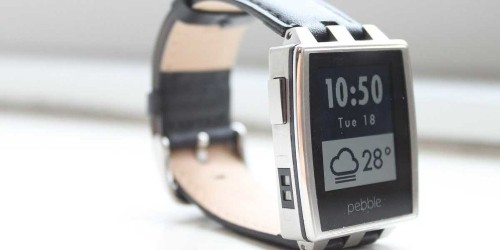 Pebble Price Cut And Fitness Tracking