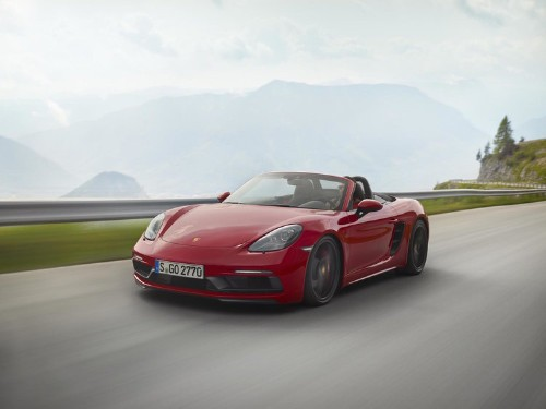 Porsche Boxster GTS review