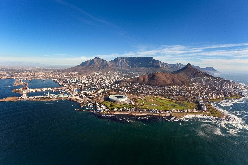 Cape Town warns its water crisis could be worst disaster since 9/11