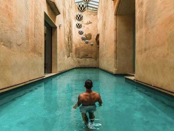 The most unusual places to stay on vacation in Spain - Business Insider