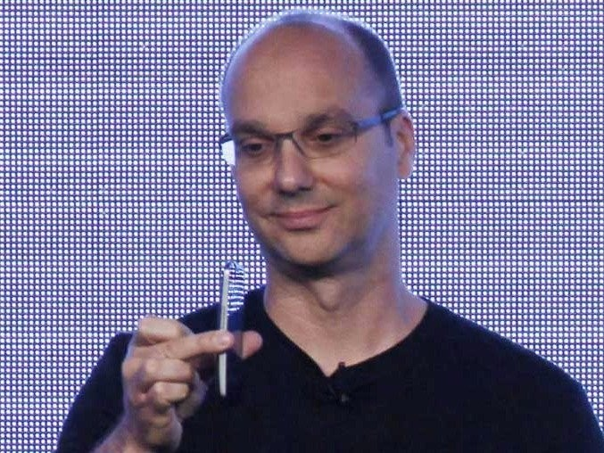 The creator of Android thinks the next big thing isn't in mobile
