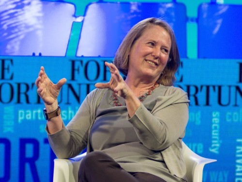 Google's Diane Greene is on the verge of scoring a huge I-told-you-so