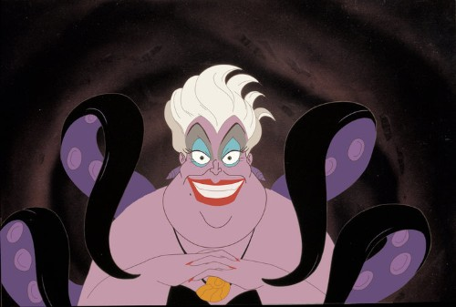 'The Little Mermaid': Oral history of Ursula concept art with director Ron Clements