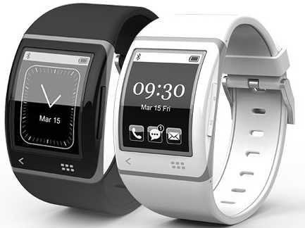 The People Who Make Your Kindle Screen Are Now Making Screens For These Sleek Smartwatches