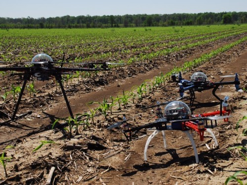 What are drones good for? Common commercial applications of drones in agriculture, business and the military