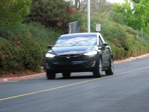 We drove Tesla's new Model X SUV — here's what it's like