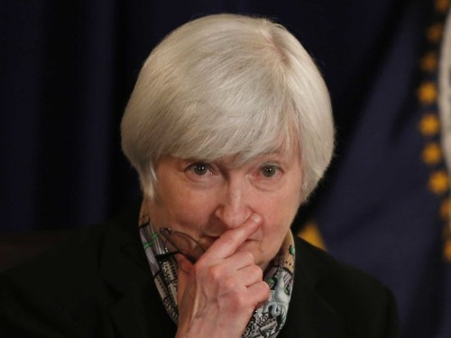 The Fed is worried about another 'taper tantrum'