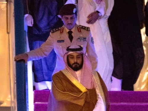 Trump's influence may be behind Saudi Arabia's decision to appoint new prince