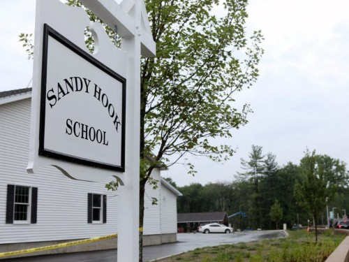 Take a look at the new $50 million Sandy Hook Elementary School in Newtown, Connecticut