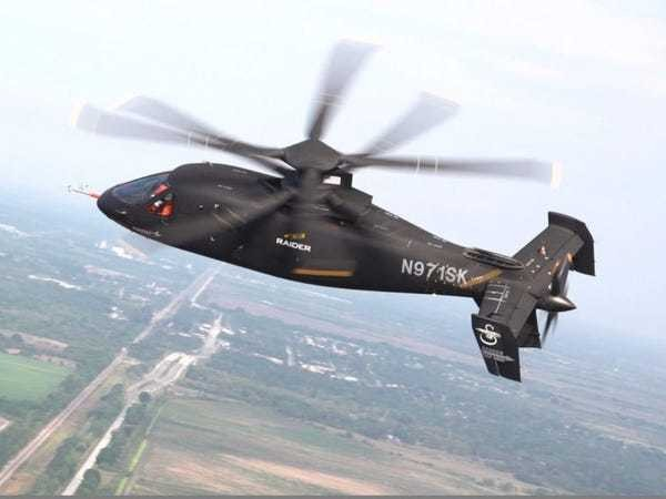 The US military could soon be flying one of the fastest helicopters ever - Business Insider