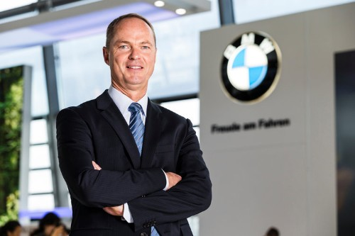 BMW's North American CEO reveals how the carmaker will continue to create passion and emotion for the luxury brand