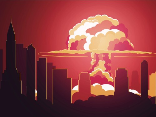 If a nuclear bomb explodes nearby, here's why you should never, ever get in a car