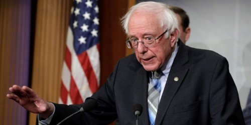 Bernie Sanders says he'll support 2020 Democratic nominee