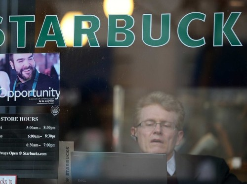 Starbucks And Other Coffee Shops Want To Stop People From Camping Out All Day