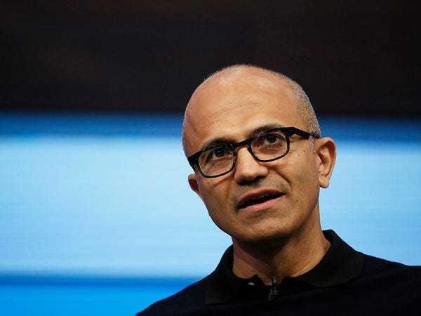 Microsoft CEO Satya Nadella has execs read 'Nonviolent Communication' - Business Insider