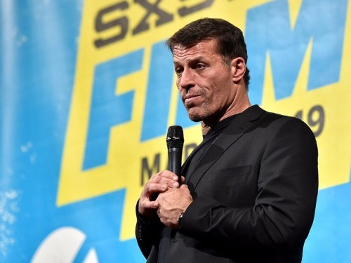 Tony Robbins explains why positive thinking will get you nowhere