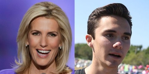 Rejected by 4 colleges 'and whines about it': A Fox News host mocked a Parkland shooting survivor — now he's going after her advertisers