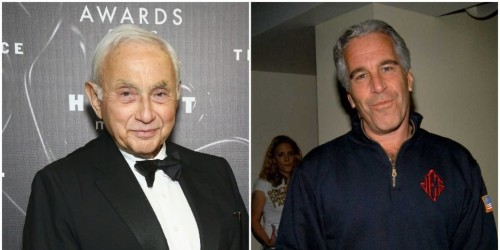 Victoria's Secret: Les Wexner 'embarrassed' by Jeffrey Epstein ties