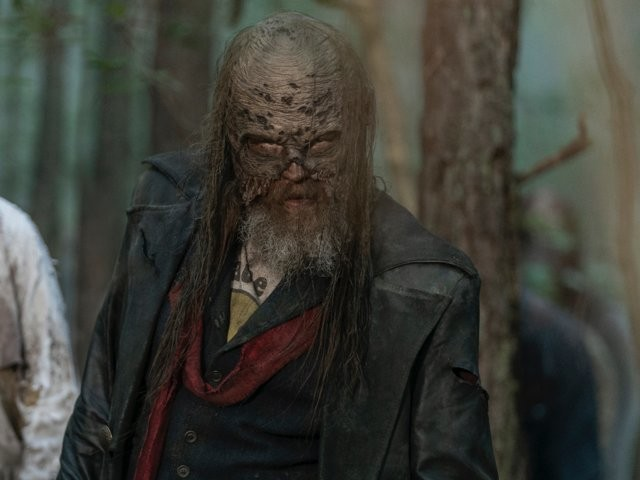 'Fear TWD' hints Beta wears mask because he was a country singer before apocalypse - Business Insider