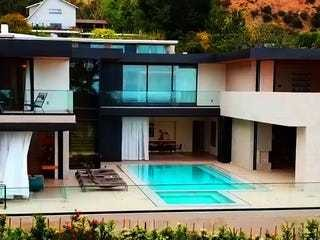 Inside a $12,000-a-night Airbnb in Hollywood - Business Insider